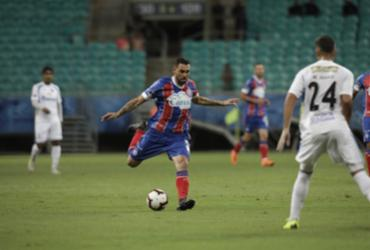 Bahia perde para o Liverpool e terá que reverter desvantagem no Uruguai | Adilton Venegeroles l Ag. A TARDE