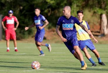 Time alternativo do Bahia encara Vitória da Conquista neste domingo | Felipe Oliveira l EC Bahia