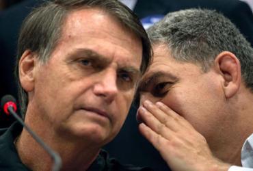 Bolsonaro mentiu ao negar conversas com Bebianno, mostram áudios | Mauro Pimentel | AFP