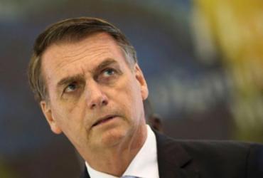 Bolsonaro deixa Alvorada e chega de surpresa ao Planalto   Reprodução