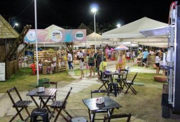 Arembepe, Guarajuba e Jauá recebem Feira do Pôr do Sol neste fim de semana | Reprodução