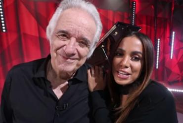 Anitta cantará em última apresentação de João Carlos Martins | Reprodução l Facebook