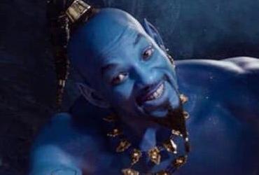 Novo trailer de 'Aladdin' mostra Will Smith como o Gênio | Reprodução