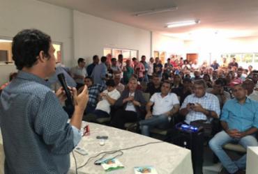 Serviço de Inspeção Municipal será implantado em municípios do Sertão do São Francisco.