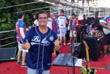 Com Ricardo Chaves, Bahia celebra 30 anos do título nacional com show na Barra