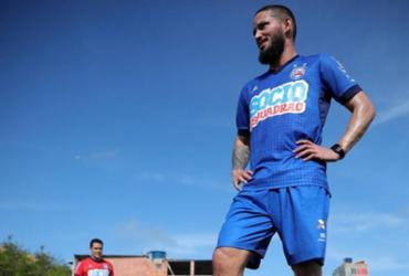 Atacante Arthur Caíke é regularizado para estrear pelo Bahia | Felipe Oliveira | EC Bahia
