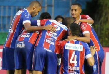 Time alternativo do Bahia vence Bode e é líder do Baianão | Twitter | EC Bahia
