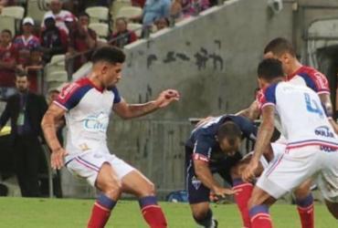Bahia leva gol no fim e fica no empate com o Fortaleza pelo Nordestão  98be6fc2e9aef