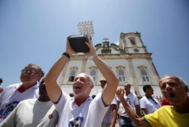 Missa no Bonfim celebra 30 anos do Bi Brasileiro do Bahia |