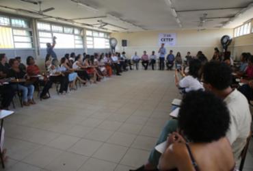 Alagoinhas sedia encontro entre governador e gestores escolares