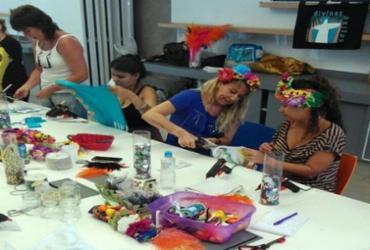 Escola Baiana de Arte e Moda realiza oficinas gratuitas de Carnaval | Divulgação