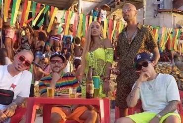 Anitta divulga teaser do mais novo trabalho 'Bola Rebola' | Divulgação