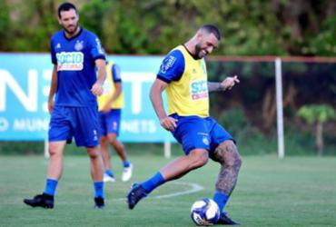 Bahia encerra preparação para clássico deste domingo | Felipe Oliveira | EC Bahia