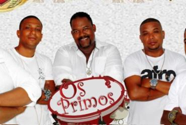 Shopping recebe um pocket show gratuito com o grupo 'Os Primos' nesta sexta | Divulgação