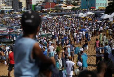 Festa de Iemanjá gera congestionamentos em Salvador | Raphael Muller | Ag A TARDE