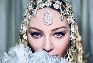 Em festa do Oscar, Madonna usa joia feita por designer baiano | Reprodução l Instagram
