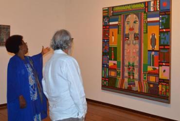 Pintor baiano já teve suas obras expostas em mostras em Paris, Madri e Valencia - Divulgação | Museu de Arte Moderna