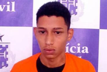 Jovem é preso por suspeita de assaltar ônibus em Sussuarana | Divulgação | Polícia Civil