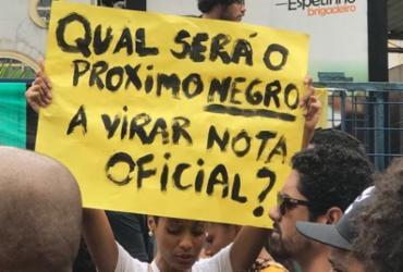 Morte no Extra desencadeia protestos pelo País | Reprodução | Twitter