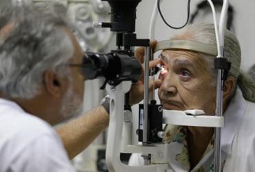 Mutirão gratuito oferece exames de catarata em Salvador | Raul Spinassé | Ag. A TARDE