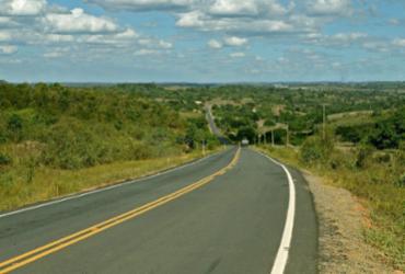 Trecho pavimentado de 20 km da BA-504 é inaugurado em Aramari