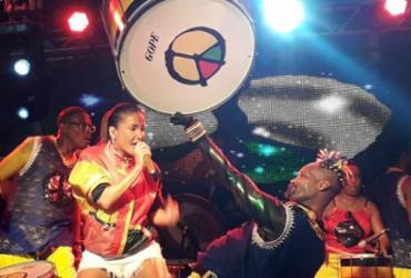 Olodum promove encontros de Carnaval na última Terça da Bênção | Thaís Seixas | Ag. A TARDE