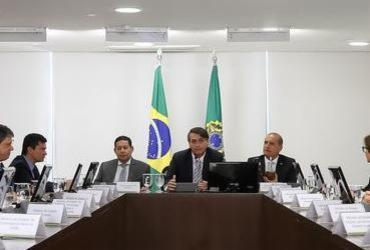 Bolsonaro assina Projeto de Lei Anticrime | Marcos Corrêa | PR