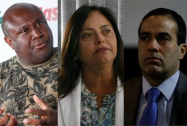 Pesquisa revela preferência dos eleitores para disputa municipal em 2020 | Margarida Neide, Joá Souza e Edilson Lima | Ag. A TARDE