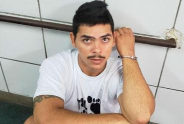 Homem é preso com drogas na casa da avó em São Caetano | Divulgação | SSP-BA
