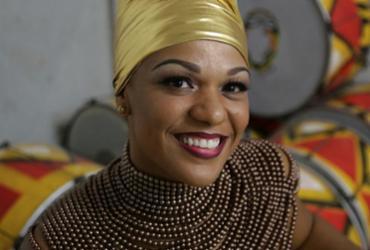 Nova rainha do Muzenza quer deixar legado no bloco | Uendel Galter | Ag. A TARDE