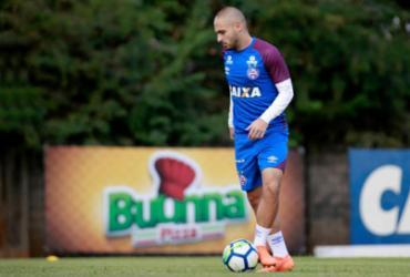 Mesmo com contrato até 2020, meia Régis não deve ser aproveitado no Bahia | Felipe Oliveira | Esporte Clube Bahia