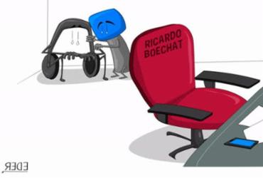 Cartunistas criam exposição virtual em homenagem a Ricardo Boechat |