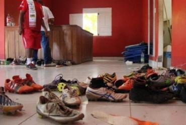 Ladrões roubam uniformes do adversário do Bahia na Copa do Brasil | Reprodução | oaltoacre.com