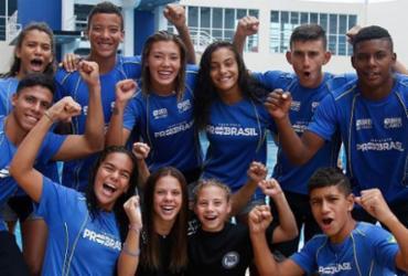 Atletas juvenis de saltos ornamentais se classificam para o Sul-Americano | Satiro Sodré | CBDA