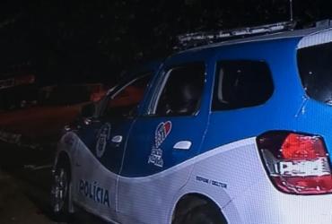 Turista argentino morre após tentativa de assalto em Itapuã | Reprodução | TV Record