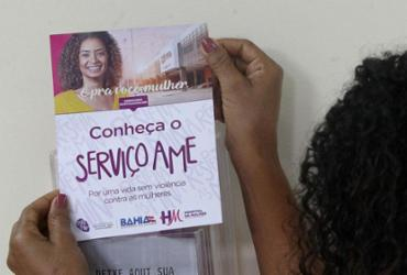 Serviço AME, do Hospital da Mulher, ficará ativo no Carnaval | Foto: Luciano da Matta | Ag. A Tarde