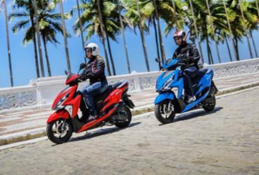 Scooter é solução para fugir dos engarrafamentos | Divulgação