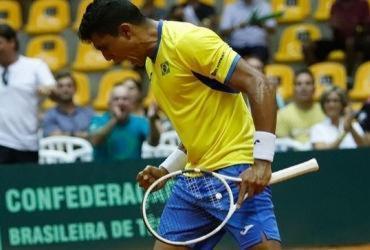 Após derrota para Bélgica, Brasil enfrenta Barbados no Zonal da Davis | Divulgação | CBT