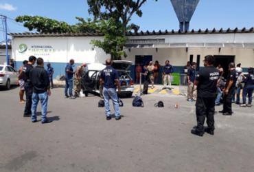 Polícia realiza operação de abordagens no Terminal de São Joaquim | Divulgação | Polícia Civil