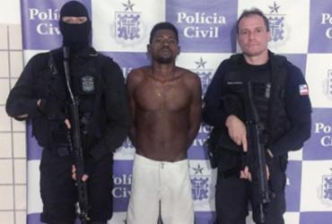 Suspeito de tráfico em Caravelas é preso em operação policial | Divulgação | Ascom-PC