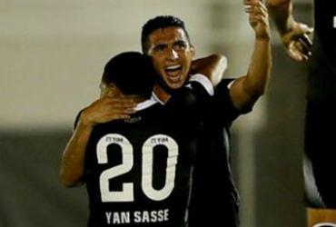 Maxi López marca no fim, Vasco empata com Juazeirense e avança na Copa do Brasil | Rafael Ribeiro l Vasco