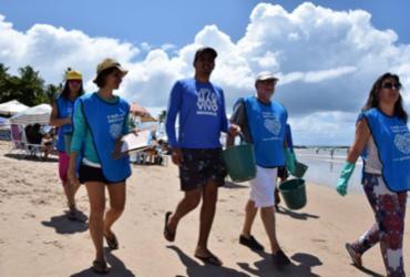 Campanha de preservação das praias aceita voluntários