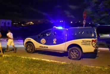 Homem morre e dois ficam feridos após tiroteio em Vitória da Conquista | Reprodução | Blog do Anderson