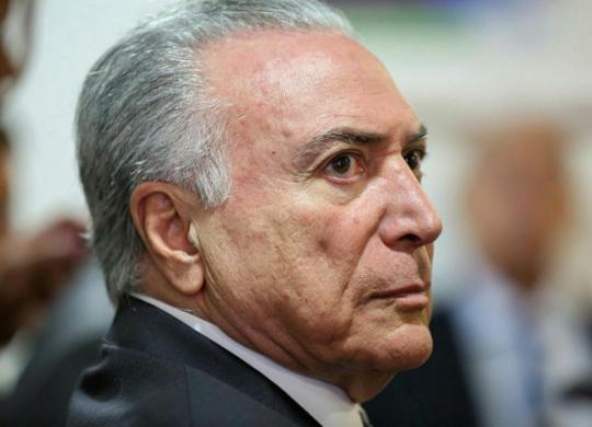 Ex-presidente Michel Temer é preso em São Paulo | Marcos Corrêa | PR