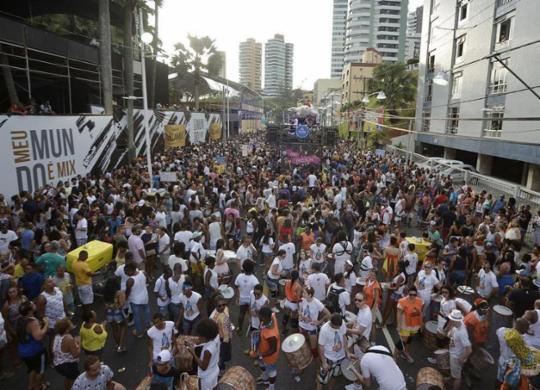 Trânsito na Barra e Ondina sofre alterações para o Fuzuê e Furdunço | Jefferson Peixoto l Secom-PMS