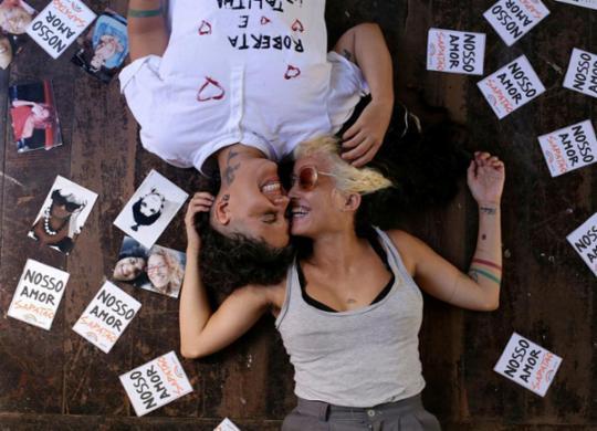Retomada de debate no STF é marcada por casamento gay | Raul Spinassé | Ag. A TARDE
