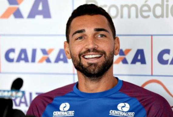 971724ac3c Atacante Gilberto iguala desempenho de gols de 2018