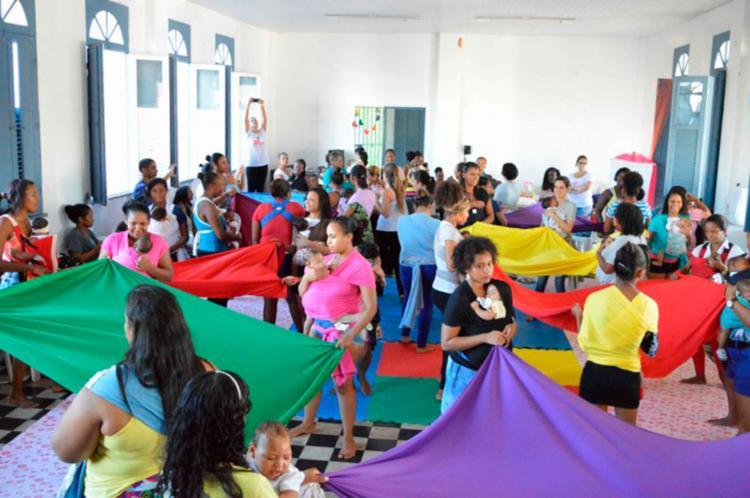 Arrecadação é destinada às crianças assistidas pela Associação aBRAÇO - Foto: Divulgação | Associação aBRAÇO