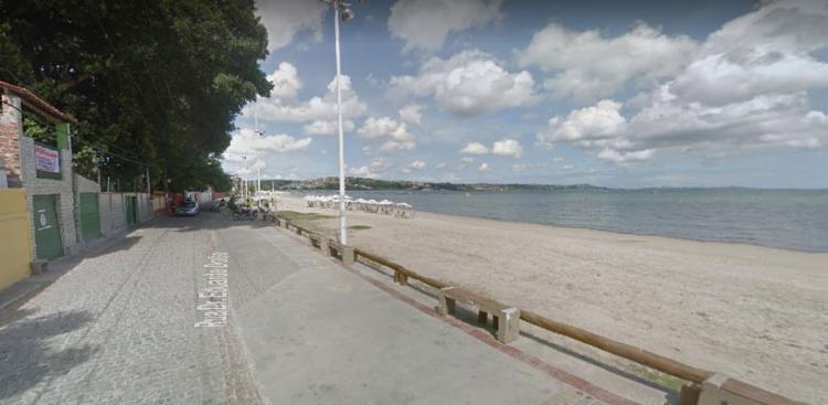 Uma das ocorrências foi registrada na rua Dr. Eduardo Dotto, no bairro de Paripe - Foto: Google Street View