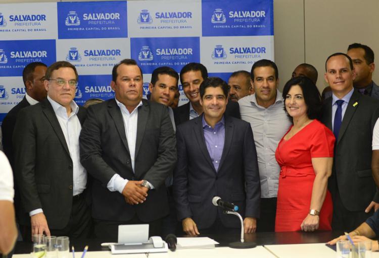Anúncio foi feito durante coletiva na manhã desta terça-feira, 5 - Foto: Divulgação